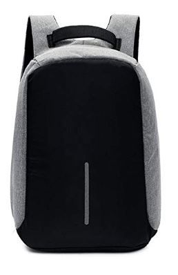 Flat 82% off on Rewy UPS_L1 Fabric Anti-Theft Water Resistant Bagpack