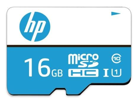 Flat 72% off on HP 16GB Class 10 MicroSD Memory Card