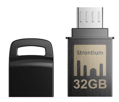 Flat 74% off on Strontium Nitro32Gb One OTG 3.1 150 MBPS