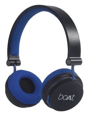 Flat 67% off on Boat Super Bass Rockerz 400 Bluetooth On-Ear Headphones with Mic