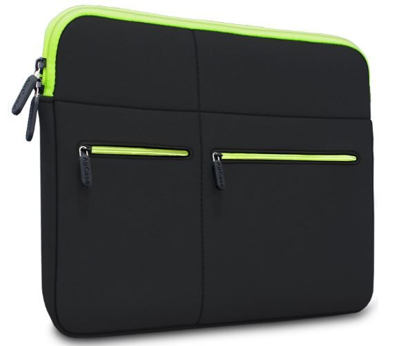 Flat 59% off on Aircase 13-Inch to 13.3-Inch Laptop Sleeve with 6-Multiutility Pockets