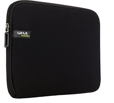 Flat 72% off on Gizga Essentials 15-Inch to 15.6-Inch Laptop Sleeve (Black)