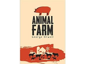 Flat 77% Off: Animal Farm Paperback – 3 Oct 2017 at Rs.29