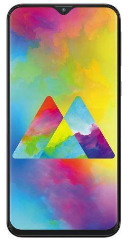 Flat 12% off on Samsung Galaxy M20 (Charcoal Black, 3+32GB)