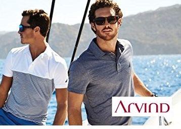 Flat 25% off at checkout|| Arvind Digital Voucher - ARROW Clothings
