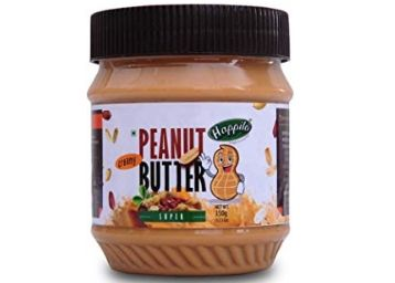 Happilo Super Creamy Peanut Butter, 350g at Just Rs.103