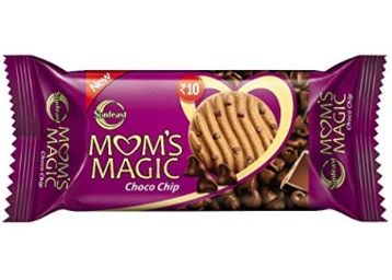 [Pantry] Sunfeast Mom;s Magic Choco Chip, 46.4g Rs 5 ( 50 %off ) [ Location Specicif ]