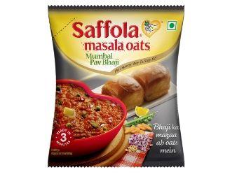 Saffola Masala Oats, Pav Bhaji, 32g at Just Rs.7.50 [ Flat 50% Off ]