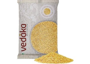 Amazon Brand - Vedaka Yellow Mustard Seeds, 100g at Just Rs.12