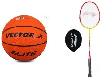 Sport Essential Accessories starts from Rs. 142
