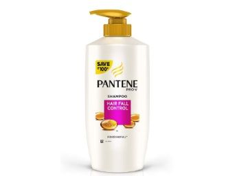 Flat 50% off on Pantene Hairfall Control Shampoo, 675ml