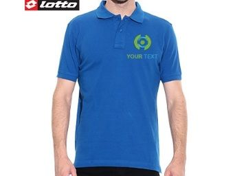 Embroidered Polo T-shirt Starts From Rs.225 With Shipping