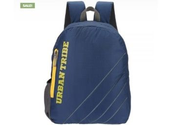 Capetown – Blue/Yellow Bag @ Rs.399 + Free Shipping
