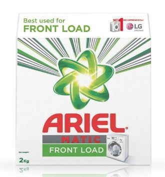 Ariel Matic Front Load Detergent Washing Powder - 2 kg at Rs. 364