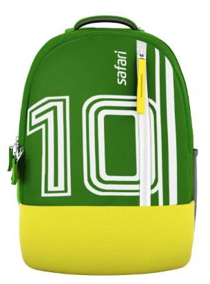 Flat 64% off on Safari 27 Ltrs Green Casual Backpack