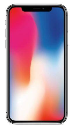 Flat 26% off on Apple iPhone X (64GB) - Space Grey