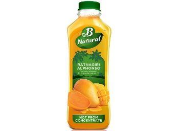 Flat 50% off on B Natural Ratnagiri Alphonso Bottle, 750 ml