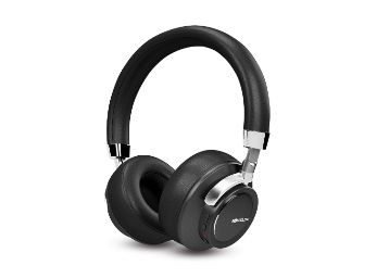 Flat 47% off on Soundlogic Voice Assistant Wireless On Ear Stereo Headphone Extra Deep Bass
