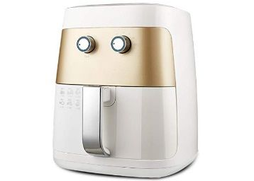 Flat 75% off on BMS Lifestyle LF-7615 Up to 200 Degree C Oil-Free Healthy Cooking Analogue Control Air Fryer