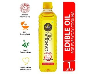 Flat 65% off Disano Canola Oil, 1 Litre