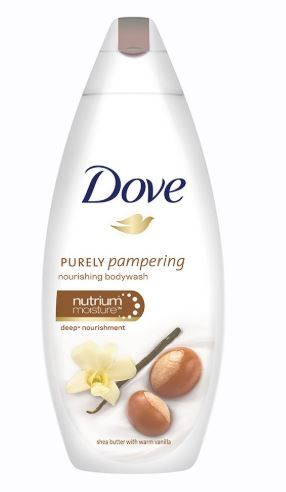 Apply Coupon - Dove Shea Butter and Warm Vanilla Body Wash, 190ml at Rs.70