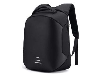 Flat 69% off on Deals Outlet Anti Theft Backpack with USB Charging Port 15.6 Inch Laptop Bagpack