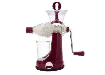 Amazon Brand - Solimo Plastic Handy Fruit Juicer At Rs.329