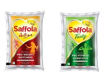 Flat 25% off on Saffola Edible Oils From Rs.105
