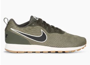 Flat 76% Off: NIKE MD Runner 2 Lace-Up Sports Shoes at Just Rs. 1439