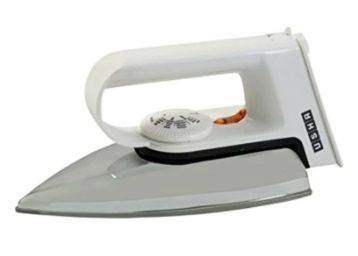 1000W Electric Dry Iron in White by Usha At Rs.554