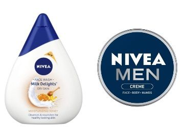 Up to 60% off on Nivea Beauty care products From Rs. 92