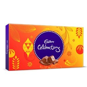Cadbury Celebrations Assorted Chocolate Gift Pack, 145g- Pack of 4 At Rs. 513