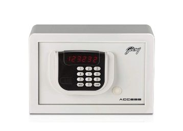 Godrej Security Solutions Access SEEC9060 Electronic Safe (Ivory) At Rs. 5219