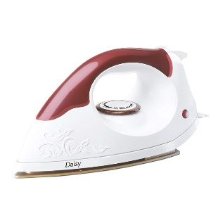 Morphy Richards Daisy 1000-Watt Dry Iron (White) At Just Rs.499
