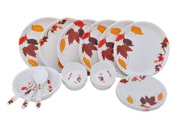 Czar 24 Pcs New Dinner Set-1010 At Rs. 679 [Use Coupon Code - OFFER20]