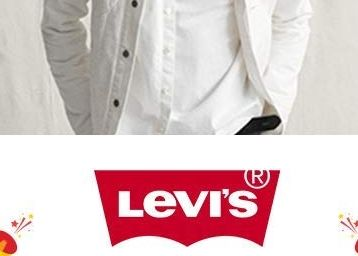 Get Minimum 55% OFF On Levis