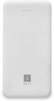 iBall 10000 mAh Power Bank (IB-10000LP)