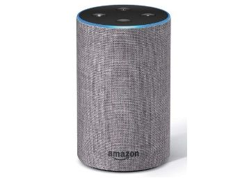 Amazon Echo (2nd Gen) - Powered by Dolby – Grey at Just Rs.5999