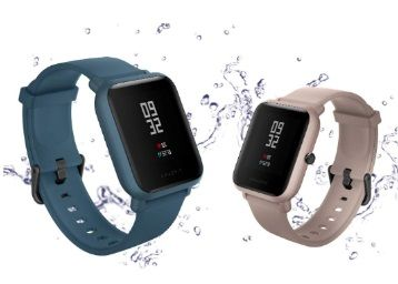 Flat 45% off on Amazfit Bip Lite Smart Watch (Black) at Just Rs.2999