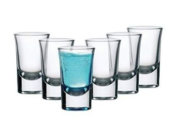 Cello Carino Shot Glass Set 30ml Set of 6 at Rs.99 + Free Shipping