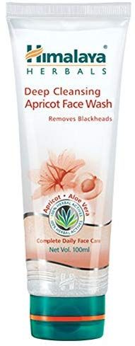 Himalaya Herbal Deep Cleansing Apricot Face Wash