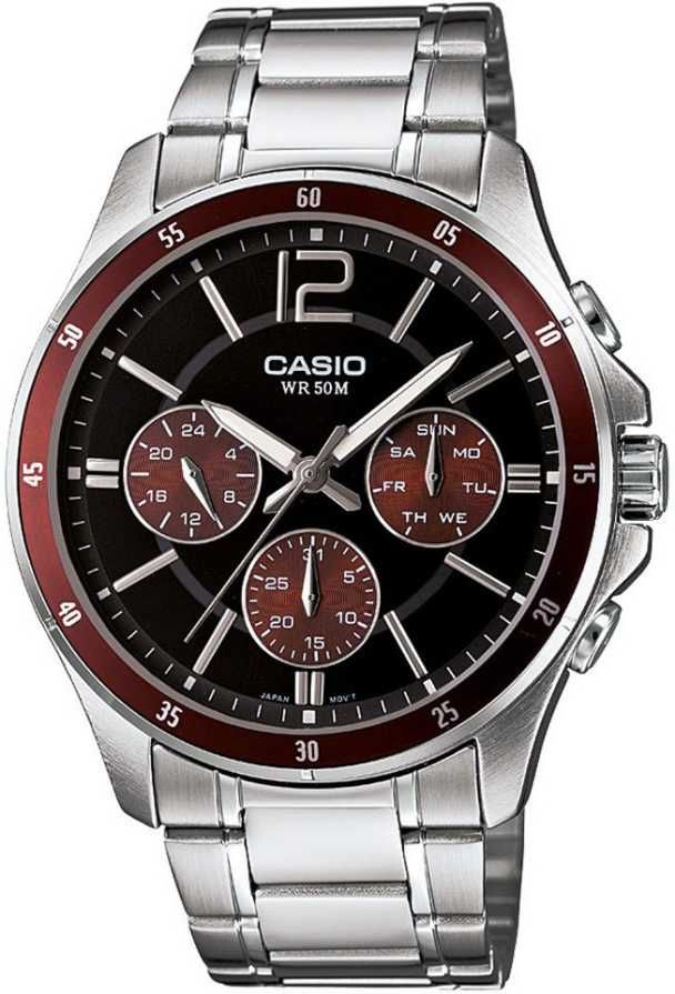 Casio A1647 Enticer Men
