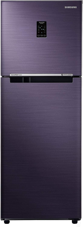 Samsung 253 L 2 Star Frost Free Double Door Refrigerator(RT28N3722UT/HL)