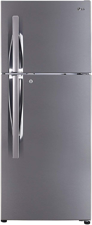 LG 260 L 4 Star Frost Free Double Door Refrigerator(GL-I292RPZL.APZZEBN)