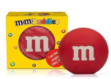 M&M's Gumball-Style Candy Dispenser Toy 25cm Diwali Gift Pack with Milk Chocolate Candies at Rs.499
