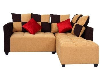 Flat 70% off on Muebles Casa Cornett CASA022 Five Seater Sofa at Rs.1799