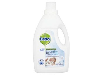 FLat 61% off on Dettol Anti Bactarial Laundry Cleaner - 1000 ml at Rs.393