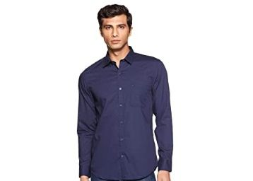 Min. 75% off on Peter England Formal Shirts From Rs. 348 + Free Shipping