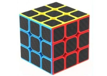 Flat 60% off on FunBlast Neon Magic Cube Puzzle Toy, 3x3x3 Rubik Cube High Speed at Rs. 199