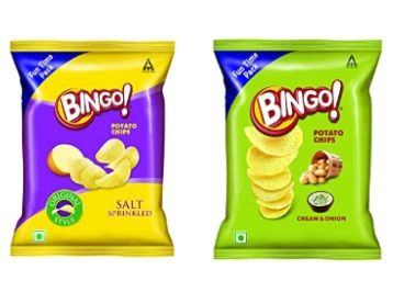 Flat 50% off on Bingo Original Style Potato Chips at Rs. 25